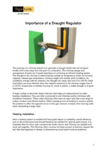 thumbnail of Importance of Draught Regulators