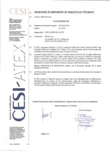 thumbnail of K33 ATEX Approval Certificate