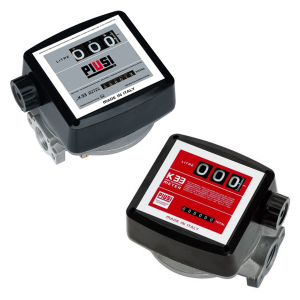 Mechanical Flow Meters