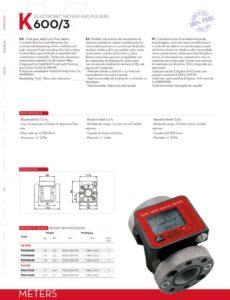 thumbnail of K600-3-datasheet