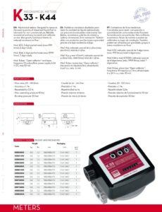 thumbnail of PIUSI-K33-K44-datasheet