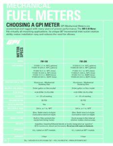 thumbnail of gpi FM100-200 Spec Sheet